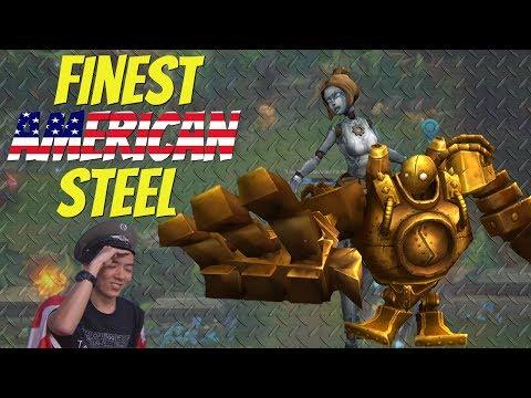 Finest American Steel