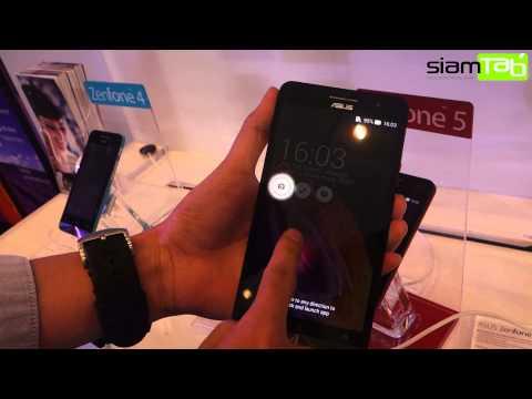 พรีวิว Asus Zenfone 4,5,6 สมาร์ทโฟนสเปคแรง ราคาสุดคุ้ม