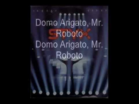 Styx  - Mr. Roboto (Promo Only 12