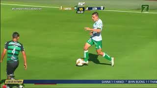 embeded bvideo Resumen   Santos Laguna 3 - 0 León   Liga MX - Apertura 2018 - Jornada 9   Club Santos Laguna
