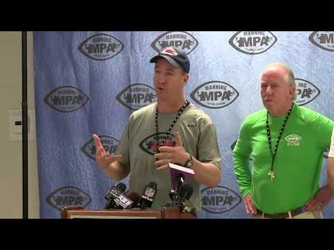 Manning Passing Academy 2017