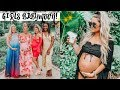 GIRLS BABYMOON AT THE RITZ | MOMMY VLOGGER TRIP! | Liza Adele