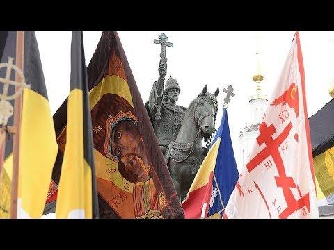 Памятник Ивану Грозному ролик г Орел
