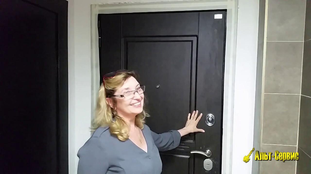 Двери аргус установка своими руками