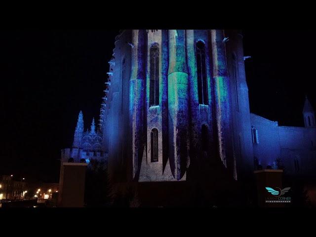 Cathédrale Sainte-Cécile  «Métamorphoses» Noël 2018