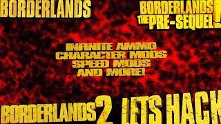 Let's Hack: Ep. 5 Borderlands 1/2/TPS