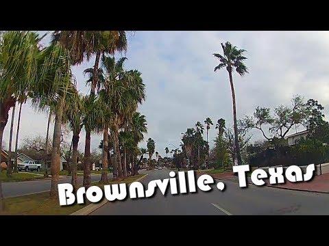 Brownsville, Texas, Enero 2018