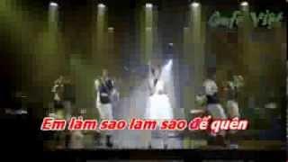 Em yêu anh remix Lương Bích Hữu Karaoke