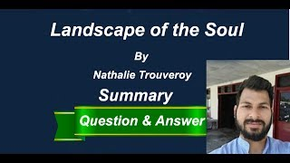 """""""Landscape of the Soul"""" 