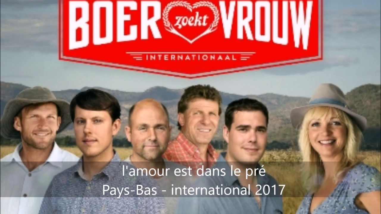 2017 Boer Zoekt Vrouw Herman En Fleur Op Citytrip In De Loire