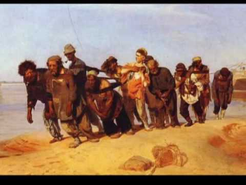 The Volga Boatmen - sung by Paul Robeson