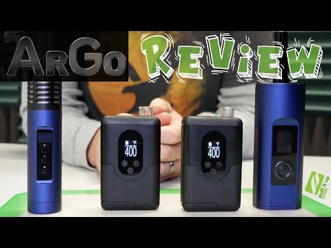 Arizer Go (ArGo) Vaporizer Review – PuffItUp!