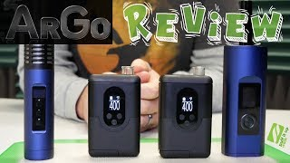 Arizer Go (ArGo) Vaporizer Review - PuffItUp!