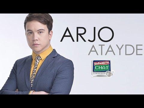 Kapamilya Chat with Arjo Atayde for FPJ's Ang Probinsyano
