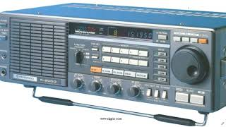 TOP TEN Tabletop receivers still worth buying today KENWOOD R 2000 Communications receiver AM FM SSB