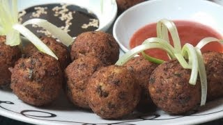 Thai Chicken Balls Recipe