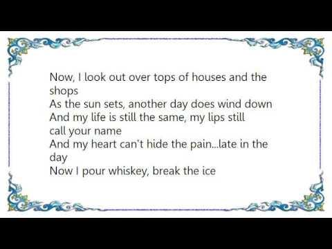 Kathy Mattea - Late in the Day Lyrics