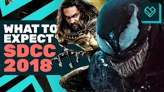 The BIGGEST Things to Expect from SDCC 2018 - FANDOM News