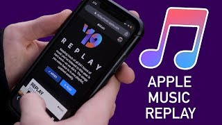 Gambar cover Apple Music Replay - Year in Review is here!