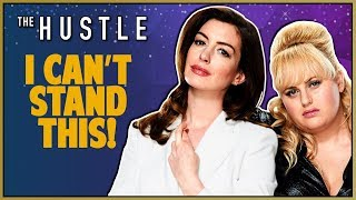 THE HUSTLE MOVIE REVIEW - Double Toasted Reviews