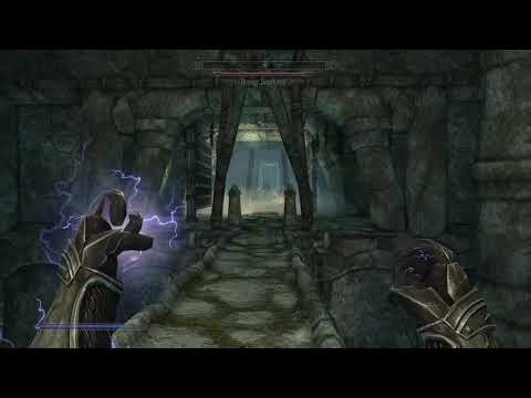 Skyrim: FUS-RO-DAHed out of first person!