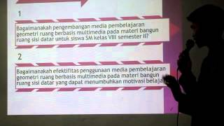 video latihan seminar proposal skripsi