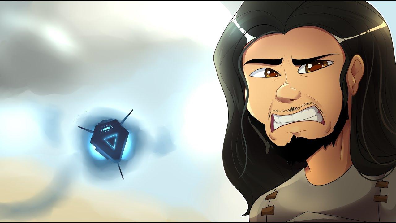 Destroying A BIG Salty Tribe SOLO on Ark Genesis 2!