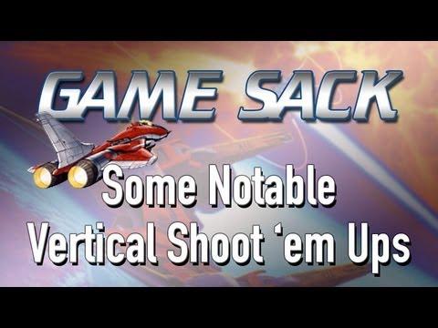 Some Notable Vertical Shoot 'em Ups - Game Sack