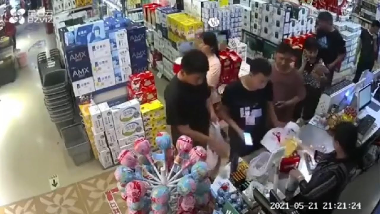 Terremoto China 21/05/2021 (Compilado HD)/ Earthquake in China 6.4