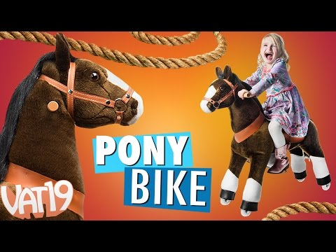 PonyCycle Is Every Kid's Dream Come True