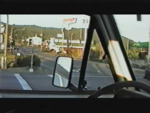 Southern oregon - LimJack'01 Westfalia