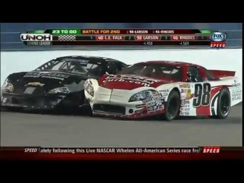 2013 UNOH Battle At The Beach - NASCAR Whelen All-American Series Late Model