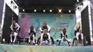 YOUTH DAY in ODESSA / CHOREOGRAPHY by OLEG ANYKEEV / ANY DANCE / Izza Kizza - they