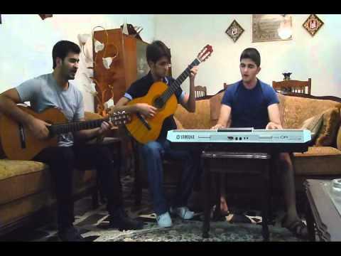 Amr Diab Tamally Maak cover