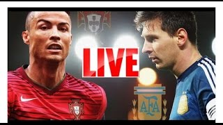 Video Argentina vs Portugal Friendly football match live download MP3, 3GP, MP4, WEBM, AVI, FLV Agustus 2018