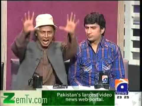 Geo News - Khabar Naak 21 April 2013 (21-04-2013) Full Show in HD Part