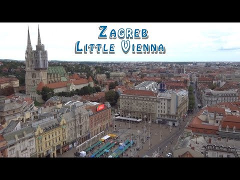 Zagreb, Croatia - Travel Around The World | Top best places to visit in Zagreb