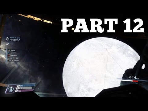 PREY Walkthrough Gameplay Part 12 - Cargo Staging Area (PS4 Pro)