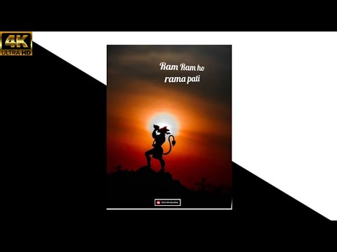 Download Likh Do Mhare Rom Rom Me Ram Ram Umapati Lyrics Whatsapp Status | hanuman ji status | new status |