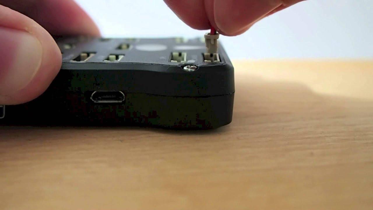 PX4 Plug Tutorial