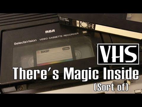 The Impossible Feat inside Your VCR
