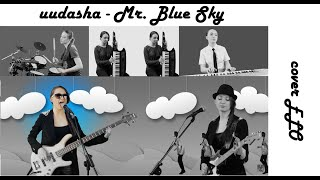 Mr Blue Sky Dasha Safronova Age 16 One Girl Plays ELO