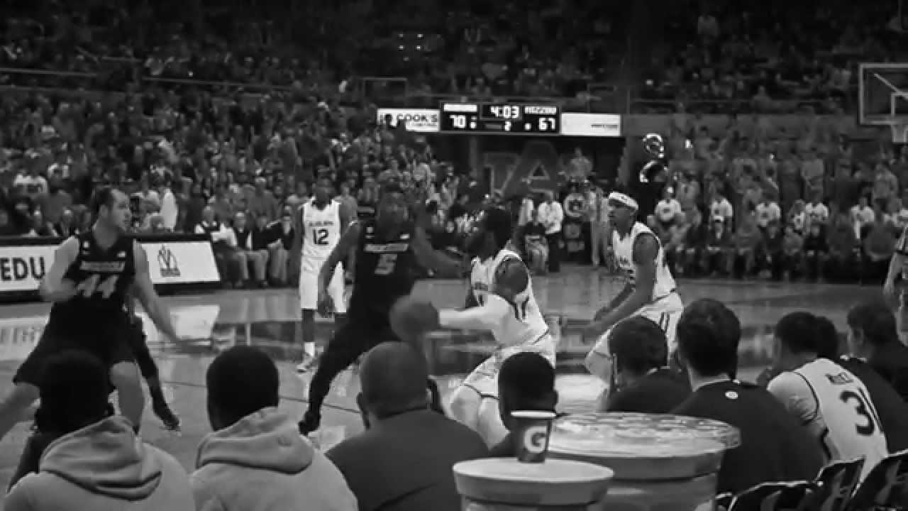 2014 15 Auburn Basketball Intro Video 3