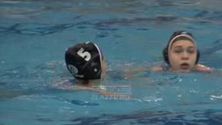 Златоустовская «Уралочка» лидирует в первенстве России по водному поло среди юниорок