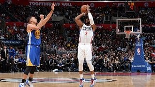 Stephen Curry Escapes From L.A. in Duel With Chris Paul