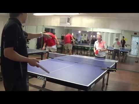 NEXYUSA.com visits Jacksonville Table Tennis/Ping-Pong Group meetup #1