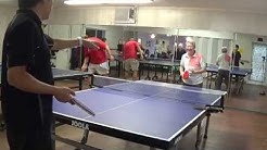 NEXYUSA.com visits Jacksonville Table Tennis/Ping-Pong Group meetup #1