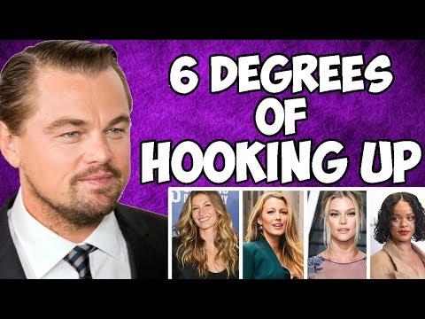 Leonardo DiCaprio - 6 Degrees ( Kate Moss, Rihanna, Blake Lively, Lorena Rae )