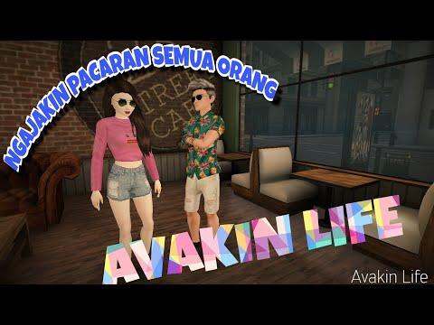 NGAJAKIN PACARAN (AVAKIN LIFE INDONESIA) SOCIAL EXPERIMENT