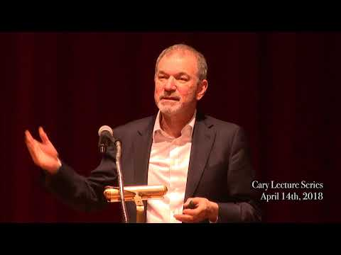 """""""Age is Unnecessary""""   Shakespeare [Cary Lecture Series] (April 14, 2018)"""